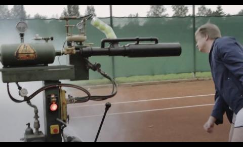 OK Benzin - Tennis